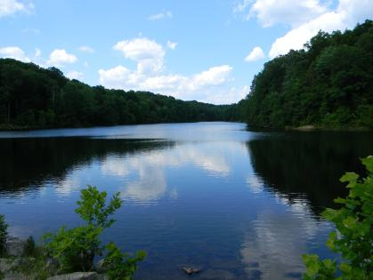Hocking Hills Resevoir