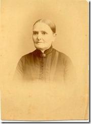 1900 Jane Ashworth, John Taylor Hopkinson's wife