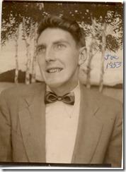 1953 Joe Hopkinson